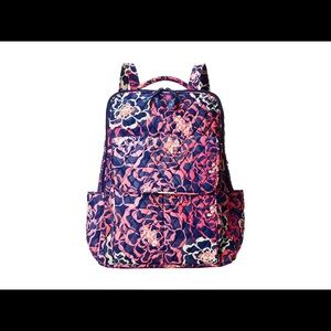 EUC Vera Bradley Ultimate Backpack Katalina Pink